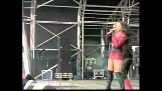 THE COMPANY   Alesha Dixon   Party in the Park