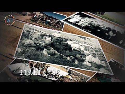 UETI - Punhados de História - 03 - ITALIANOS.
