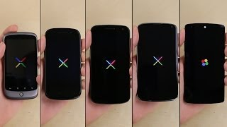 nexus 5 Nexus 5 Vs. Nexus 4 Vs. Galaxy Nexus Vs. Nexus S Vs. Nexus One