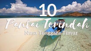 Eksotisme 10 Pantai Di Nusa Tenggara Timur