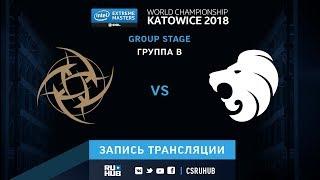 NiP vs North - IEM Katowice 2018 - map2 - de_inferno [ceh9, Enkanis]