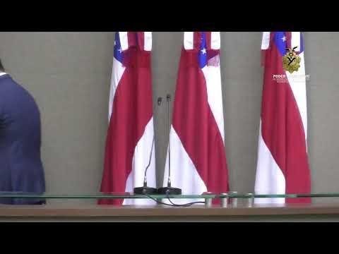 Assembleia do Amazonas - Sessão Ordinária - 09/02/2021
