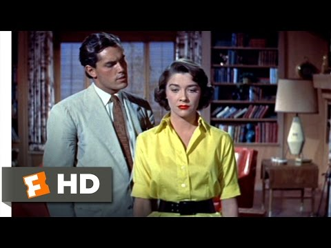 A Kiss Before Dying (9/11) Movie CLIP - The Killer Is Still Free (1956) HD