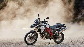 9. 2017 BMW F800GS | Offroad potential and dynamic