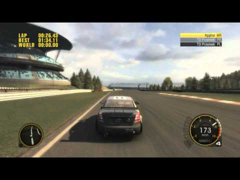 Codemasters Forum Lacetti Test Drive Nurburgring 1:35:10