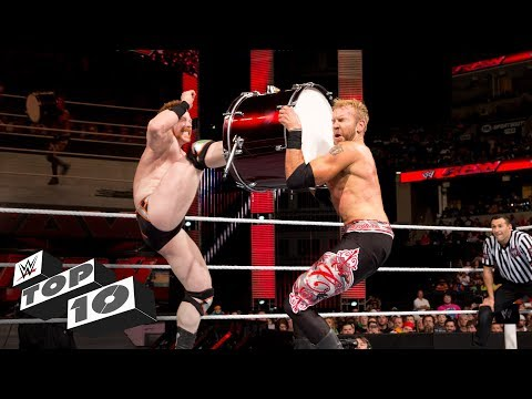 Strangest Street Fights: WWE Top 10, Nov. 26, 2018