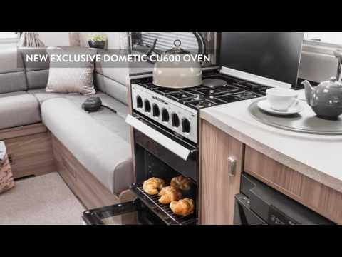 Bessacarr Motorhomes 2017  video thumbnail