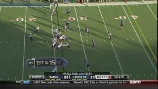 Austin Seferian-Jenkins vs Boise State (2012)