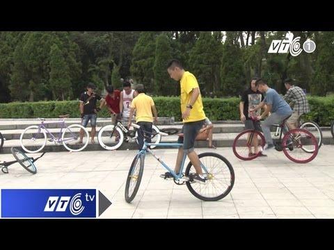 :v  thuần phục xe đạp không phanh  :(  -  haivl | hài hước | hài vl