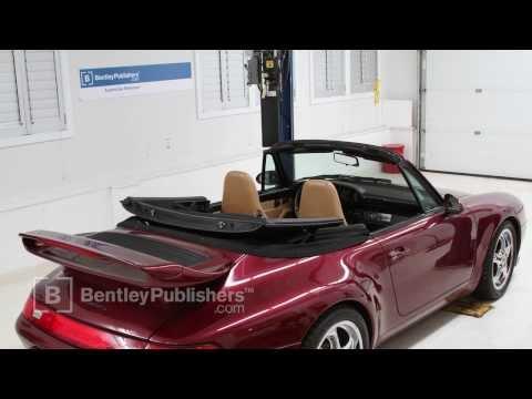 Porsche 911 Carrera (993) 1995-1998 – Front power seat DIY, how to remove