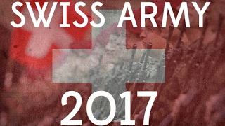 Swiss Army Tribute 2017/Schweizer Armee Music: Keith Merrill - The Last March https://www.youtube.com/watch?v=-ENGUebEuzA.