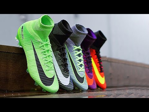 TOP 5 - FOOTBALL BOOTS 2017 (No 💰 Limit)