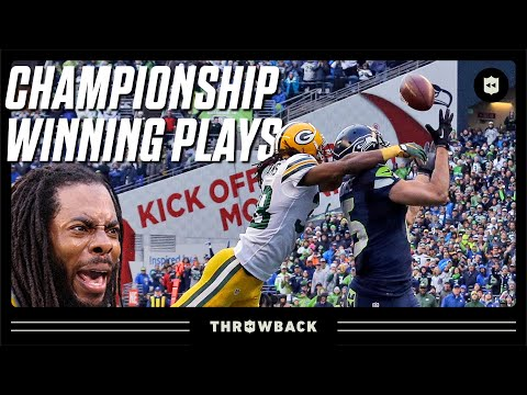 The Greatest Game-Winning Plays in Conference Championship History!