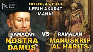 Video Ramalan Mana yang Lebih Akurat? Manuskrip Islam atau Nostradamus MP3, 3GP, MP4, WEBM, AVI, FLV Februari 2019