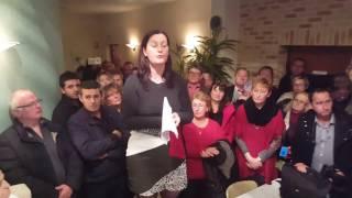 Video Discours de victoire de Valérie Cuvillier à Rouvroy ! MP3, 3GP, MP4, WEBM, AVI, FLV November 2017