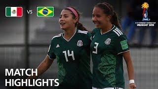 Video Mexico v Brazil  - FIFA U-17 Women's World Cup 2018™ - Group B MP3, 3GP, MP4, WEBM, AVI, FLV Desember 2018