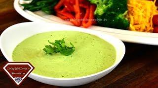 Carolyn's Green Goddess Salad Dressing RECIPE LINK  http://bit.ly/2uWRNBk The BEST Layered Chicken Salad VIDEO LINK...
