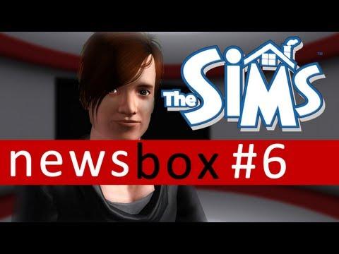 DRAGON VALLEY & THE SIMS ON ORIGIN - News Box #6