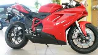 4. Ducati 848 EVO 140 Hp Top Speed 156 mph 251 Km/h 2012 * see also Playlist