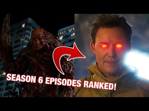 ALL The Flash Season 6 Episodes RANKED!