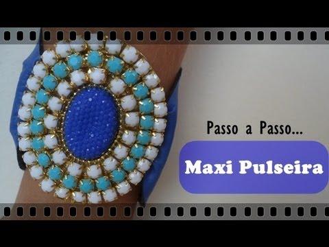 Maxi Pulseira Azul