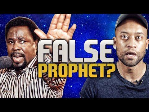 Is TB Joshua a false prophet? (Update)