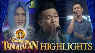 Video Tawag ng Tanghalan: Vice Ganda is amused with Samuel and Daniel's duet! MP3, 3GP, MP4, WEBM, AVI, FLV September 2018