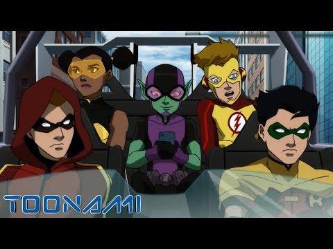 Extrait 1/4 (film) | Teen Titans Judas Contract | Toonami