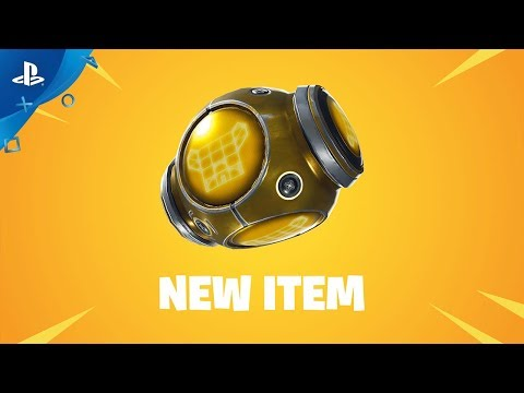 Fortnite – New Port-a-Fortress Item Trailer | PS4