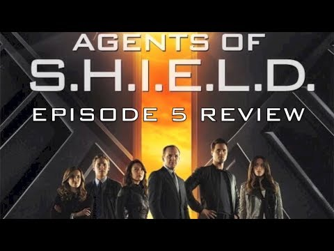 MARVEL'S AGENTS OF S.H.I.E.L.D. Episode 5 Review (Girl in the Flower Dress)
