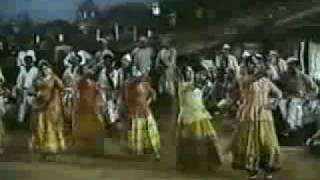 Film GANGA JAMUNA Year 1961 song naan larjayi hen singer MOHD RAFI sahab MD Naushad