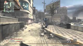 MW2 | Paranormal Activity |  Livecommentary  | knappstes TDM Ever | Part 2