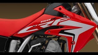 3. THE ALL NEW HONDA CRF 150R 2018