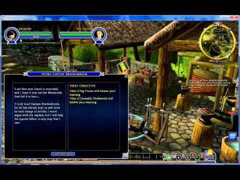 LOTRO gameplay Ep.1 – Instant 1 [SLO]