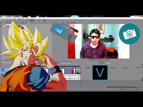 Video 2 de Sony Vegas Pro: Cómo editar un videoblog II