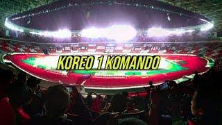 Video Kagum! Koreo 1 Komando Full di Stadion GBK, Satu Suara Penuh Persija Vs Home United MP3, 3GP, MP4, WEBM, AVI, FLV Mei 2018