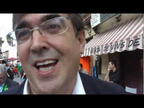 nº 2 Fira Llucmajor 2013 Francesc Antich Ex Presidente Balear Mallorca España
