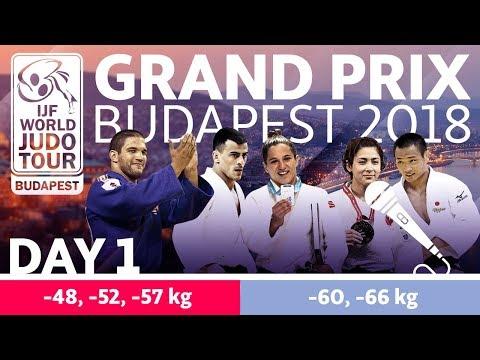 Judo Grand-Prix Budapest 2018: Day 1_Magyarország, Budapest. Heti legjobbak
