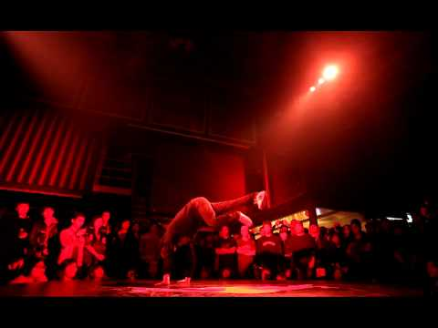 Redbull Bboy Battle Judge SHow Physicx