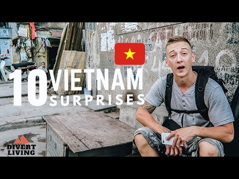 First time in VIETNAM - First impression of VIETNAM 🇻🇳