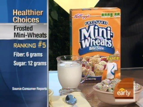 Healthy Cereals For Kids