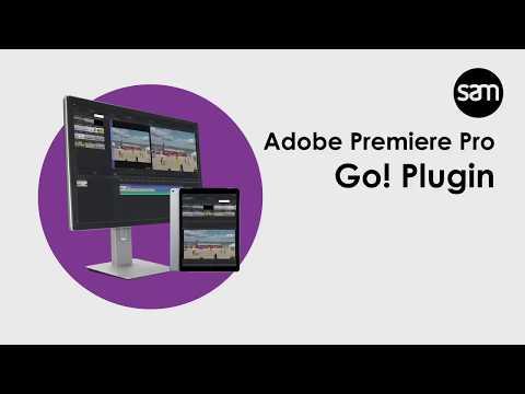 Adobe Premiere Pro Go! Plugin
