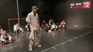 Fire Bac – FREESTYLE AT WORKSHOP 2020