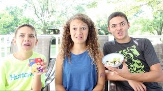 Bean Boozled Challenge With My Cousins