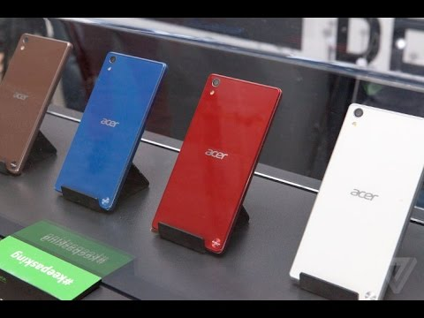Acer Reveals Liquid X2 With Android & 4000mAh Battery