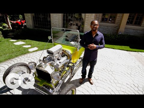 Comedian Mike Epps' Hot Rods and Luxury Cars - GQ's Car Collectors - Los Angeles