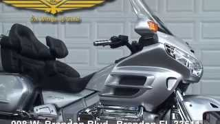 10. 2002 Honda Goldwing GL1800
