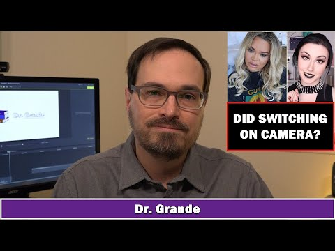 DID Switching Channels | Trisha Paytas & DissociaDID