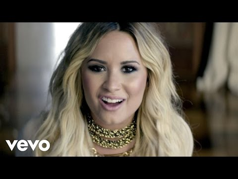 "Demi Lovato - Let It Go (from ""Frozen"") [Official]MV"