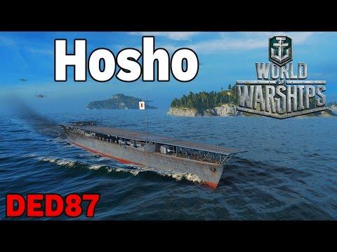 DED na baboku! - Hosho - World of Warships